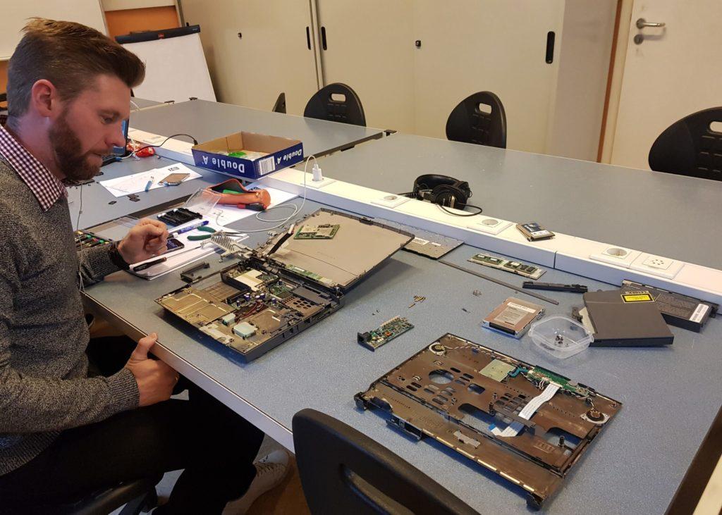 COFTeN - Technicien & Support PC/Réseaux